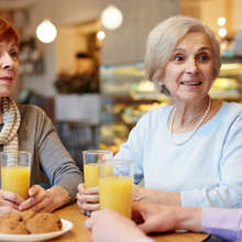 Seniors : les animations de mars